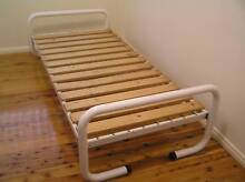 2 x Single Bunk Bed Bases Elermore Vale Newcastle Area Preview