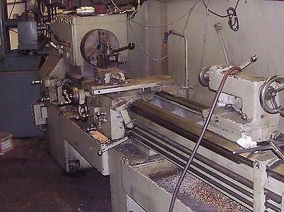 Leblond Regal 19 X 80 Geared Head Engine Lathe Dp-700 2-axis Dro Good Cond.