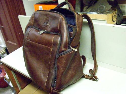 Links & Kings Sundance Backpack - Rustic Saddle - New with tags