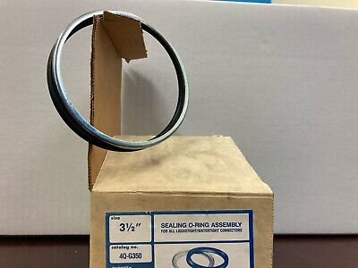 4q-g350 Ozgedney 3 12 Sealing O-ring Assembly - New