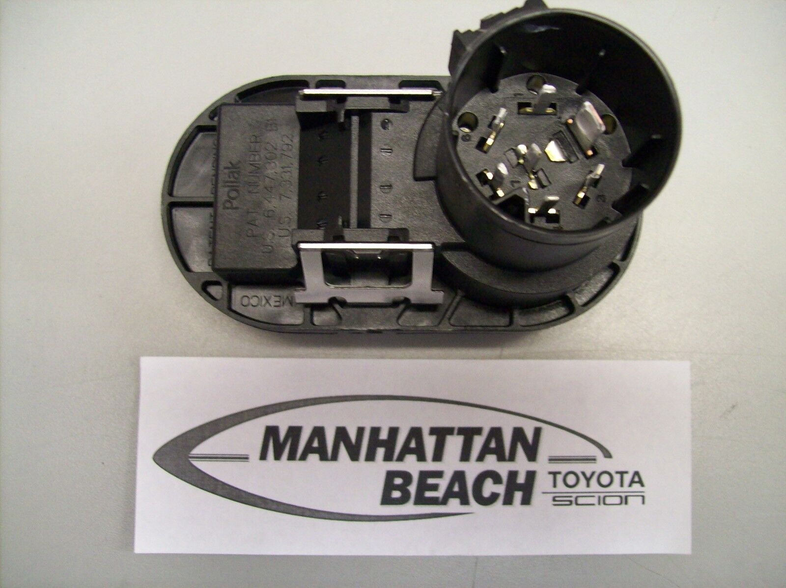 2016 2017 tacoma tow hitch wire harness connector 7pin 4pin plug 2016 2017 tacoma tow hitch wire harness connector 7pin 4pin plug replacement 4 4 of 5