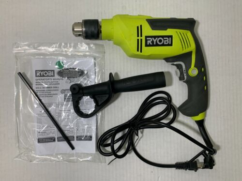 Ryobi D620H 6.2 Amp Corded 5/8 in. Variable Speed Reversible Hammer Drill