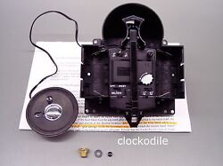 Howard Miller Battery Quartz Grandfather Floor Clock Movement Kieninger 2 Chimes