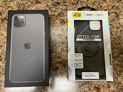 Apple iPhone 11 Pro Max 64GB Smartphone Space Gray Clean ESN