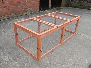 Single Aviary Panel - Run. Chicken, Birds, Rabbit, Guinea Pig, Dog, Cat etc..