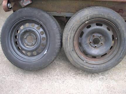 "15"" wheels suit Early Holden HT STUD PATTERN  pcd 5X108  torana"