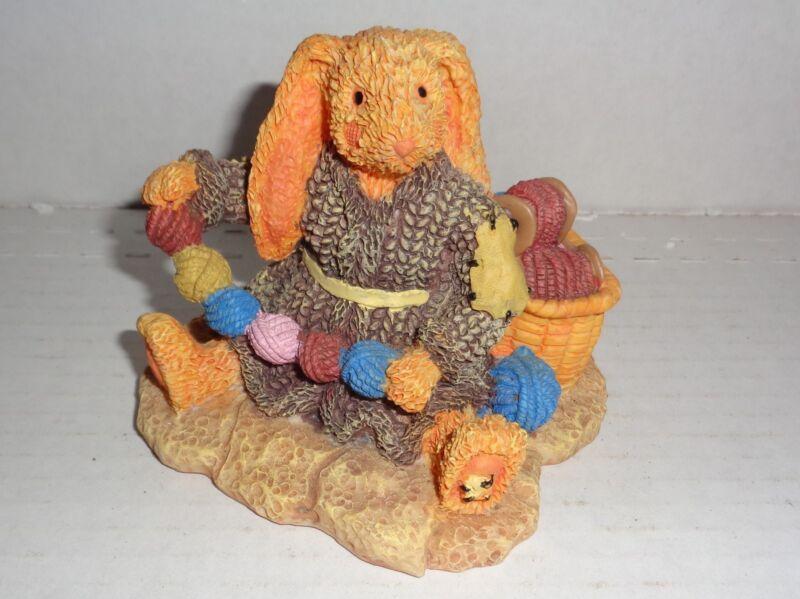 Artmark Treasury of Fantasy Handcrafted Rabbit Figurine 1997