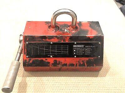 Soph Helmholtz Lifting Magnet Safer-r-600