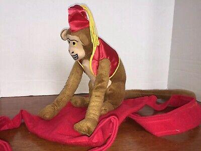 Monkey Costume For Dog (Monkey Riding Dog Costume Funny - Large)