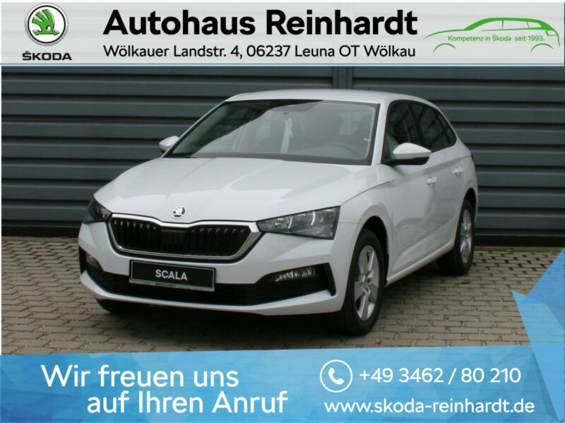 Skoda Scala Cool Plus 1.0 TSI  PDC/KLIMA/TEIL-LED
