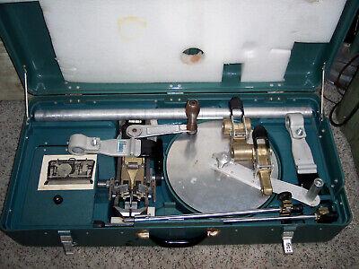 Tyco Amp Ma-10 Picabond Applicator Kit 247284-1 Whard Case Manual