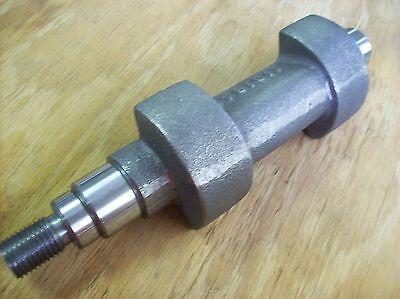 Wacker Wp1550 Exciter Shaft Fits Wp1540 Plate Tamper Compactor - Oem 0110185