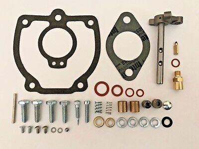 Farmall 460 560 606 660 Tractor Carburetor Repair Kit W Shaft