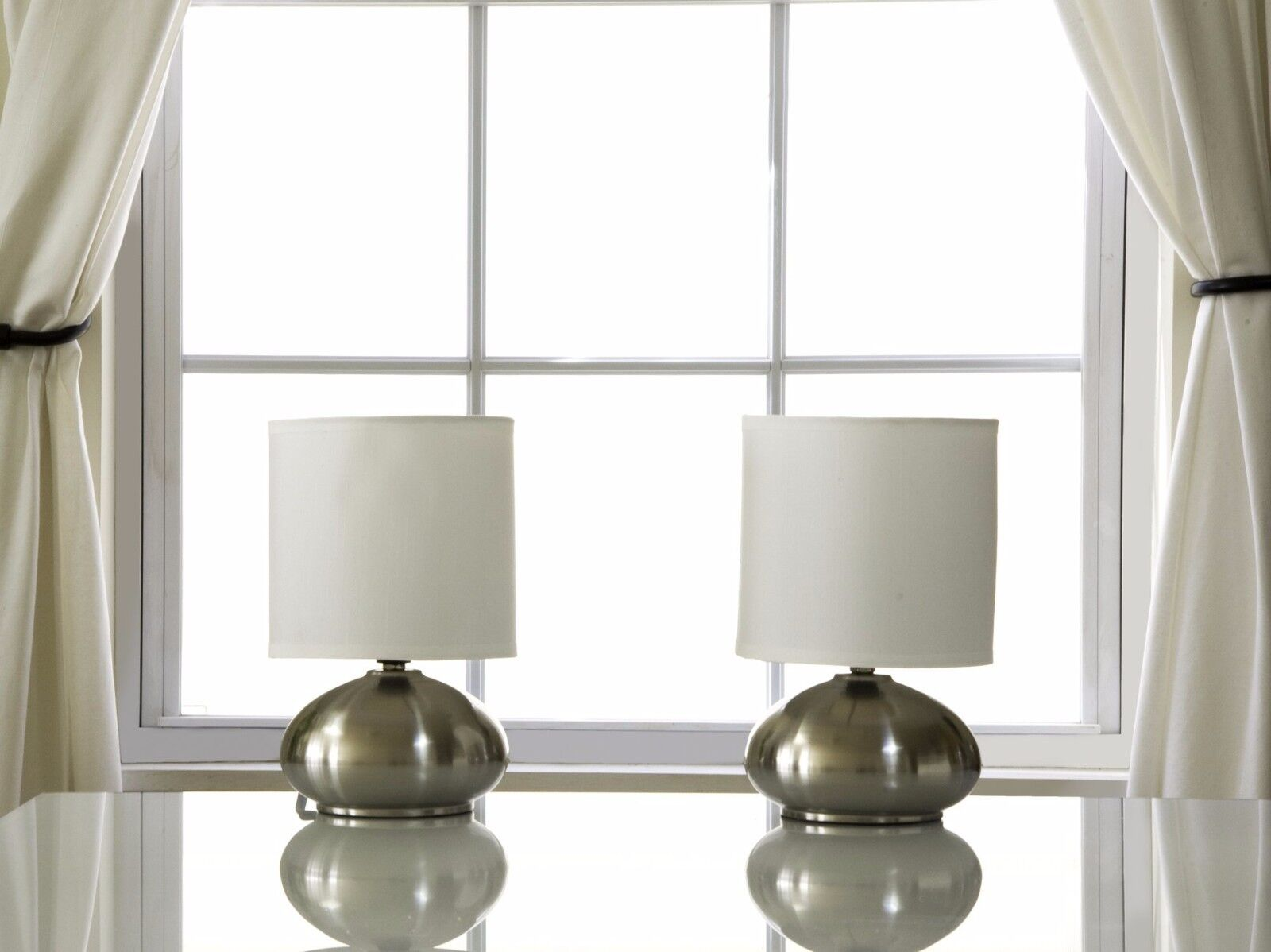 Bedside Touch Lamps White Table Lamps For Bedroom
