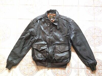 271870e77 セカイモン | avirex a-2 leather flight jacket | コート、ジャケット ...