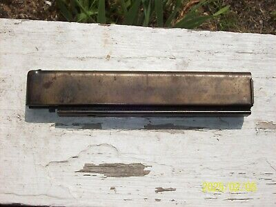 Vintage Thompson sub-machine gun clip/magazine Auto-Ordnance, Bridgeport Ct