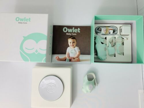 Owlet Baby Care - Infant Heart Rate And Oxygen Monitor Smartsock 1 - $67.00