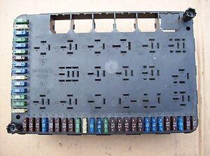 porsche 968 944 turbo s2 fuse box panel 944 610 110 00