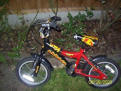 boys  ammaco tiger bike