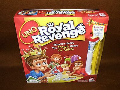 NEW UNO Royal Revenge BRAND NEW AND SEALED!