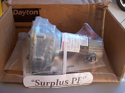 Dayton 1lpk5 90volt-dc Rt.anglefeed Gear Motor 21 Rpm 115 Hpnew-unopened