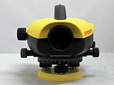 Sprinter 150m Electronic Level 150m With Bar-code Rod Tripod Package