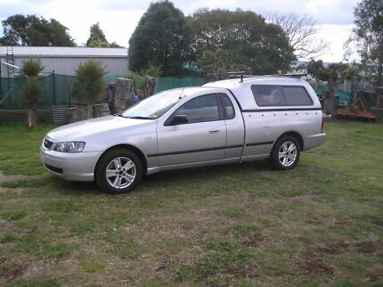 2005 Ford Falcon Kalbar Ipswich South Preview