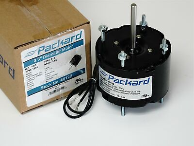 40122 3.3 Motor 180 Hp 1500 Rpm 115 Volts Cw Rotation Replaces Fasco D122 U16