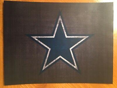 Tin Sign Vintage Dallas Cowboys NFL 5