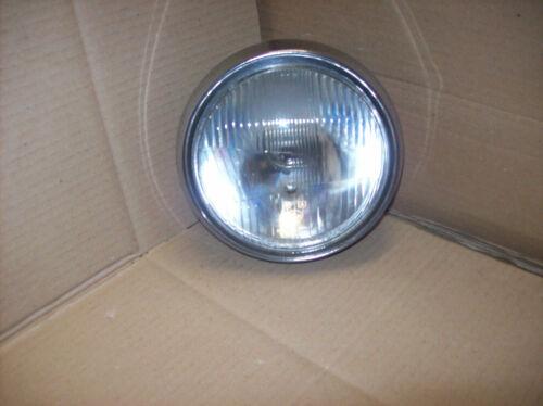 Honda cb 250n / cb 400n superdream headlight headlamp genuine honda part HM-36M