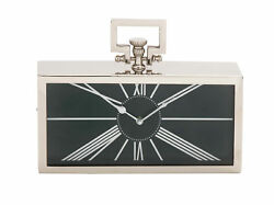 Modern Inspired Style The Perfect Metal Table Clock Home Decor 27887