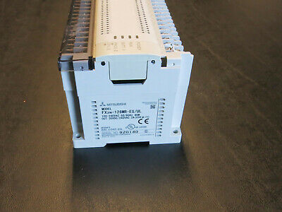 Mitsubishi Electric Plc Programmable Controller Fx2n-128mr-esul