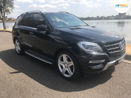 2013 Mercedes-Benz ML Wagon - From just $214 per week Croydon Burwood Area Preview