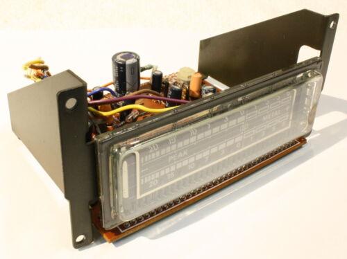 LUXMAN K-5A Working VU Meter Assembly-Vintage Cassette Deck