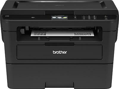 Brother - HL-L2395DW Wireless Black-and-White All-In-One Printer -