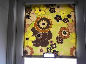 Blind canvas- colourful, patterned Mitcham Mitcham Area Preview