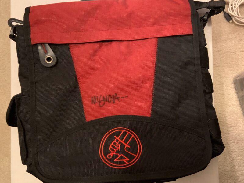 Hellboy Messenger Bag, MIGNOLA AUTOGRAPH