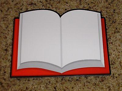 - Teacher Resource: 12 Open Book Bulletin Board Accents -  6