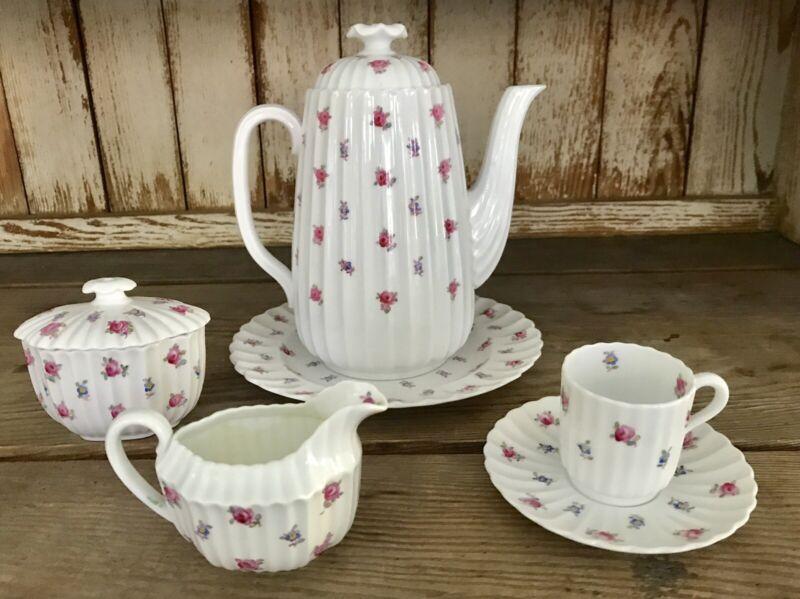 Spode Dimity Tea Set