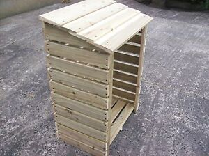 log store,garden store,storage,firewood,logs,timber,pressure treated,quality.