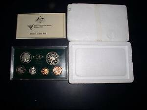AUSTRALIA DECIMAL PROOF COIN SETS North Tamworth Tamworth City Preview