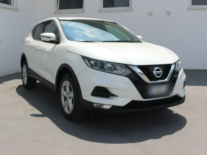 NISSAN QASHQAI 1.6 DCI 2WD AUTOMATIC BUSINESS