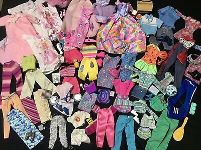 Barbie Clothes & Accessories Lot 1990s And 2000s Assorted