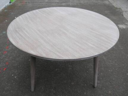 round coffee table in Melbourne Region VIC Coffee Tables