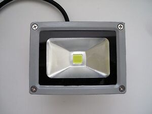 New BBT Brand Marine Grade High Power Waterproof 12 volt LED Cockpit Floodlight