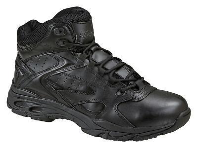 Thorogood 834-6523 Athletic Slip Resistant Mid-Cut Ultra Light Tactical Shoe Mid Cut Slip