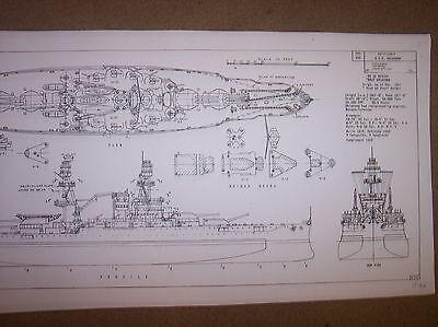 USS OKLAHOMA BB 37 ship boat model boat plan