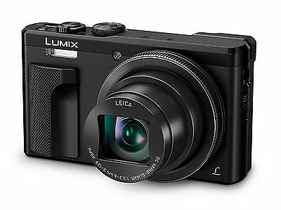 Panasonic Lumix DMC-TZ 81 schwarz Digitalkamera NEU