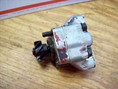 Farmall Cub Ih Hydraulic Pump