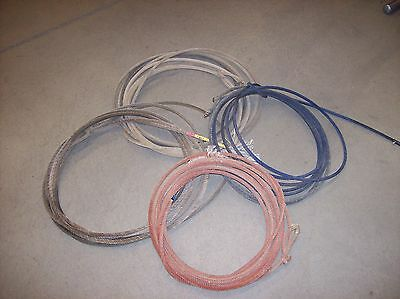 5 PACK AUTHENTIC USED COWBOY LASSO LARIAT TEAM ROPING ROPE